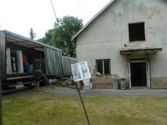 Oprava kulturního domu