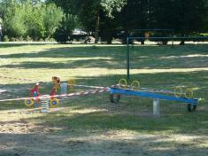 Rekonstrukce dětského hřiště